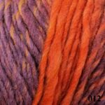 Daugiaspalvė oranžinė / 012